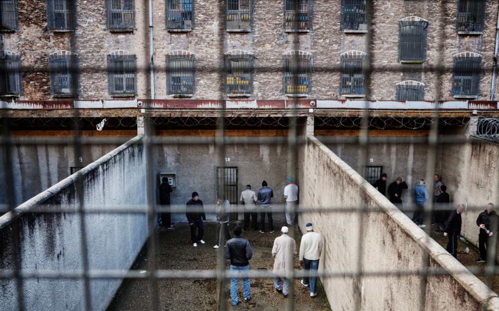 Fresnes, prison au bord del'explosion