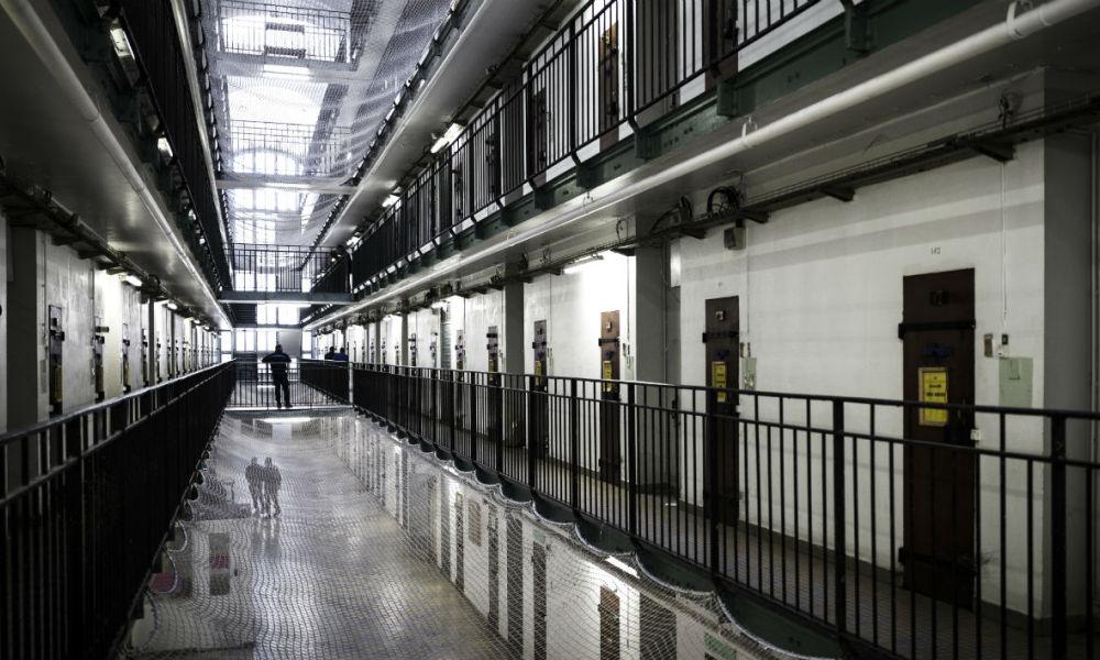 Prison: nouvelle hausse du nombre des détenus au 1erfévrier