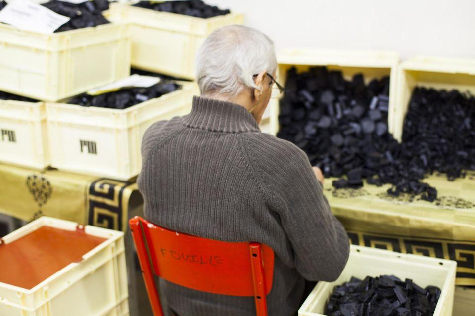 Combien de personnes âgées sont en prison en France?